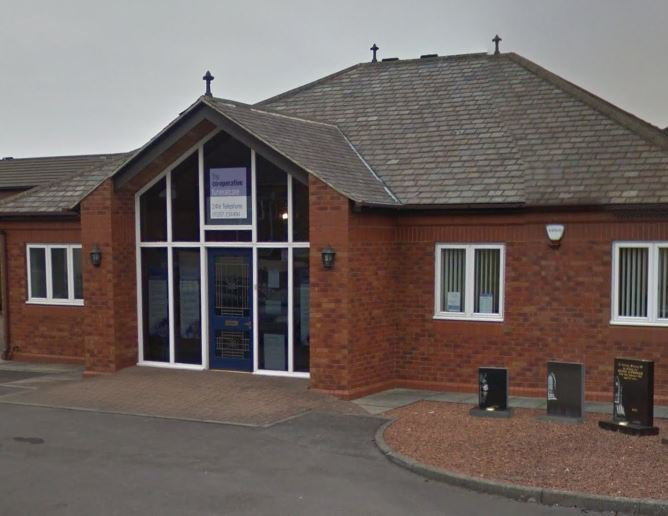 Co-op Funeralcare, Annfield Plain