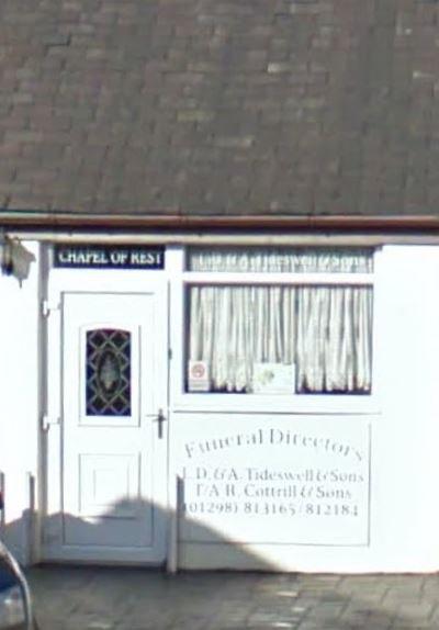 L D & A Tideswell & Son, Buxton