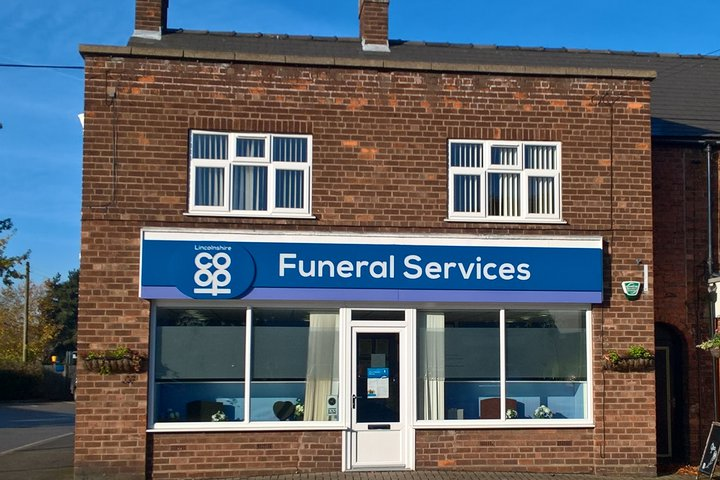 Lincolnshire Co-op Bracebridge Heath Funeral Arrangement Office