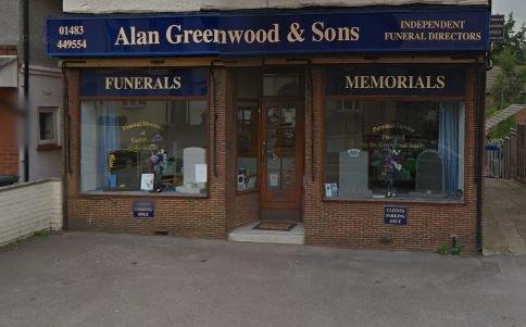 Alan Greenwood & Sons Guildford