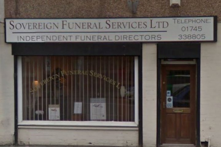 Sovereign Funeral Services, Rhyl Wellington Rd