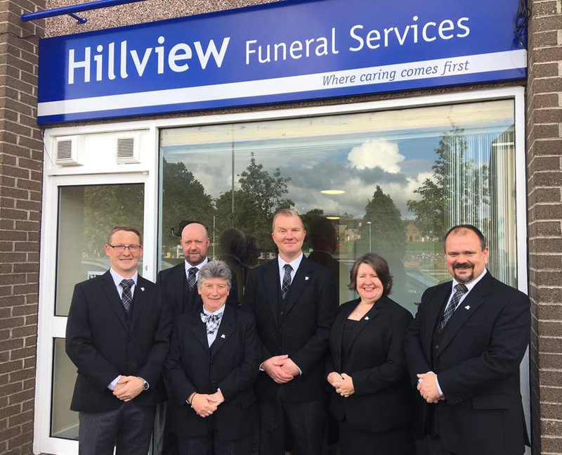 Hillview Funeral Services, Stirling