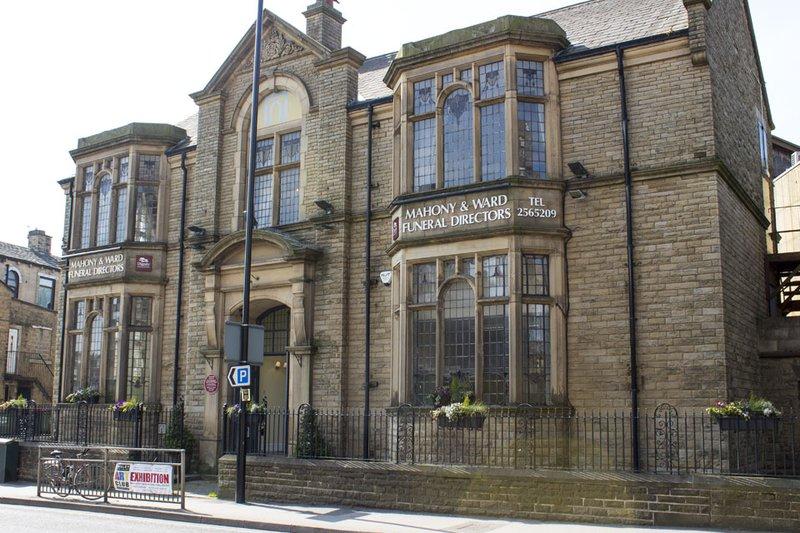 Mahony & Ward Funeral Directors, West Yorkshire, funeral director in West Yorkshire