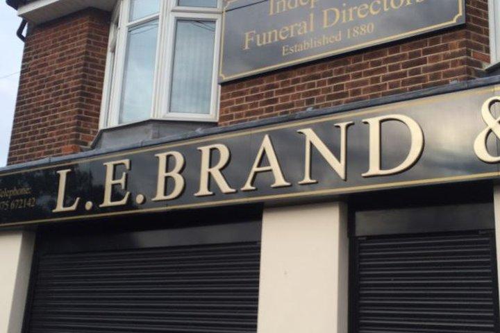 L.E Brand & Sons Ltd, High St