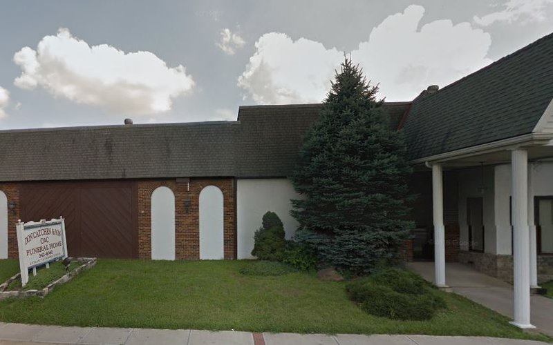 Don Catchen and Son Funeral Home, Elsmere