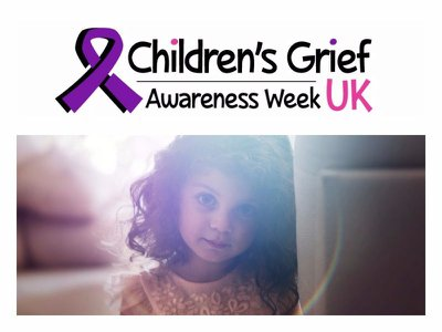 Children's Grief Awareness Week: #YoureNotAlone