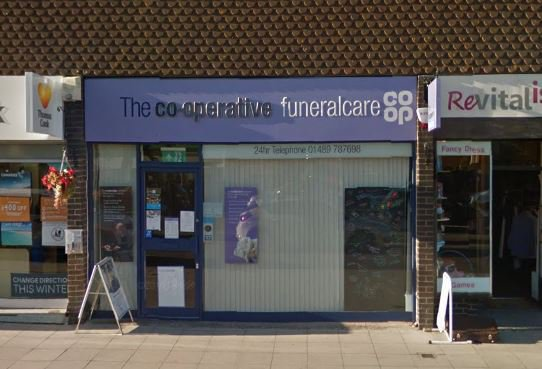 Co-op Funeralcare, Hedge End