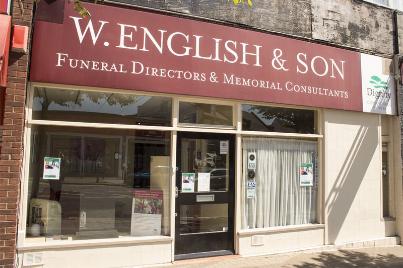 W English & Son Funeral Directors, Woodford