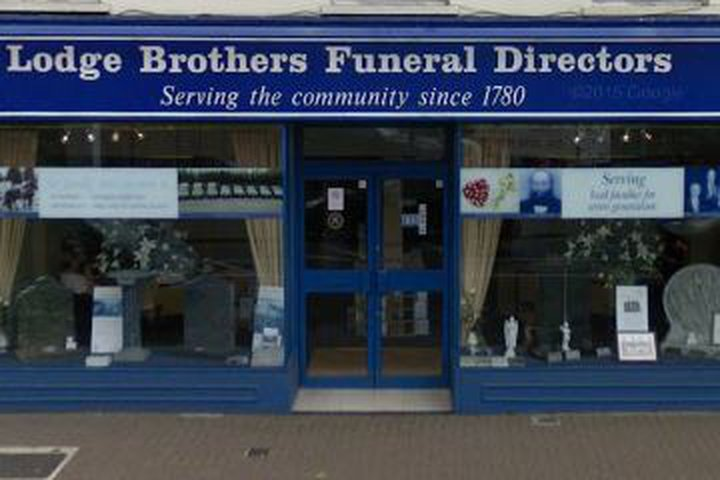 Lodge Brothers (Funerals) Ltd, Ashford