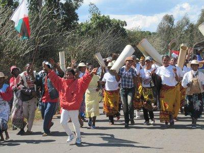 Death around the world: Famadihana in Madagascar