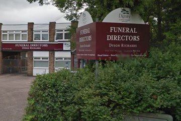 Dyson Richards Funeral Directors, Shirley