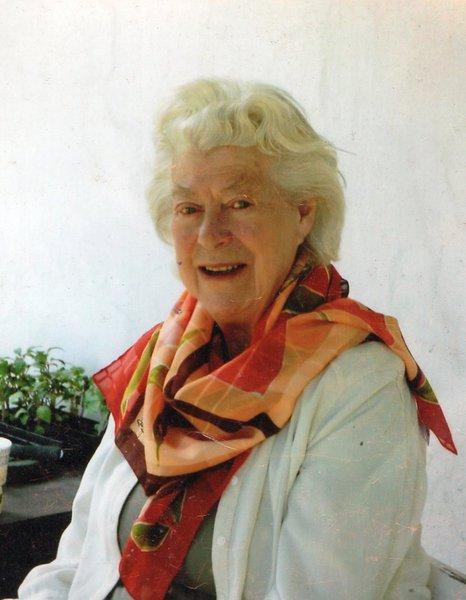 Barbara Mary Catherine Paine