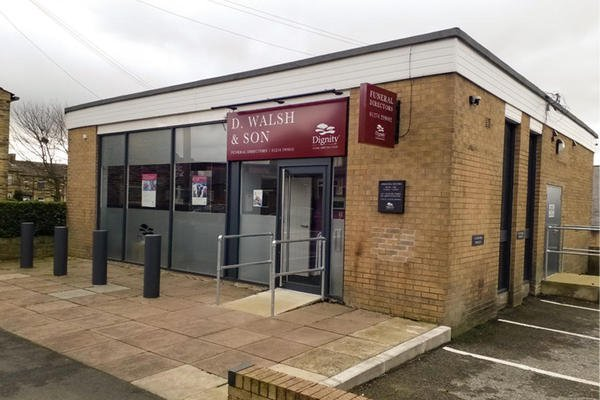 D Walsh & Son Funeral Directors, Idle