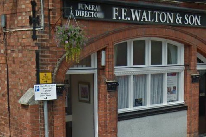 F E Walton & Son Funeral directors