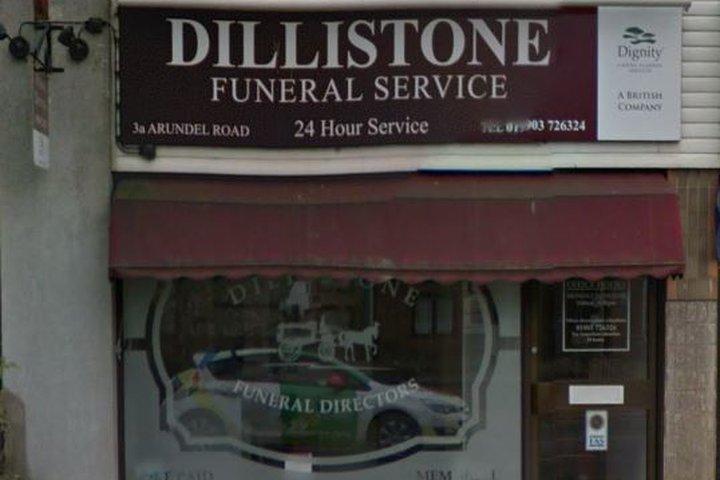 Dillistone Funeral Directors, Littlehampton