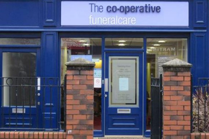 Co-op Funeralcare, Widnes
