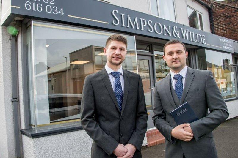 Simpson & Wilde Independent Funeral Directors, Stoke on Trent, funeral director in Stoke on Trent