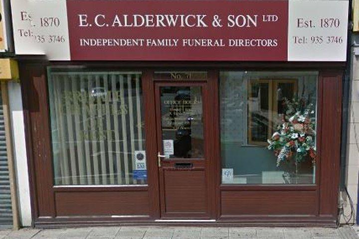 E.C Alderwick & Son Ltd, Hanham