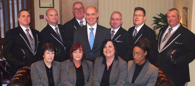 C Bastock Funeral Directors Primary Funeral Home, West Midlands, funeral director in West Midlands