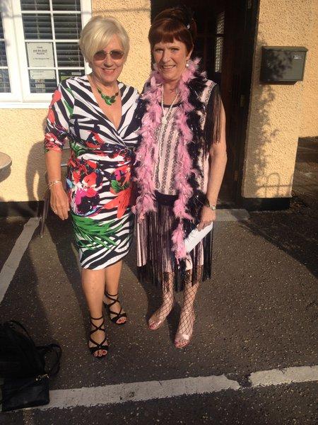 Imelda's 60 th birthday party