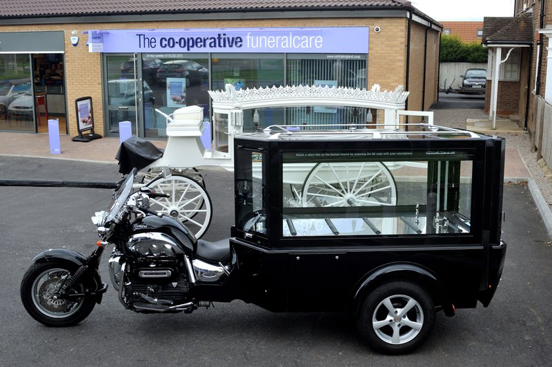 The Co-operative Funeralcare Glenfield, Leicester, funeral director in Leicester