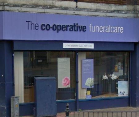 Co-op Funeralcare, Bermondsey