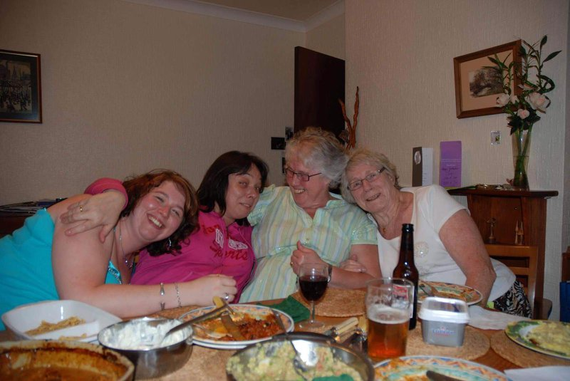 One of our family get togethers. X