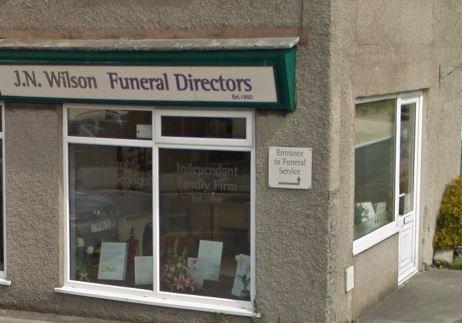 J N Wilson Funeral Directors