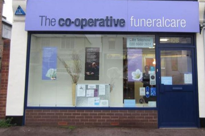 Co-op Funeralcare, Wallington