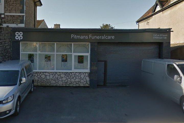 Pitmans Funeralcare, Weston-Super-Mare