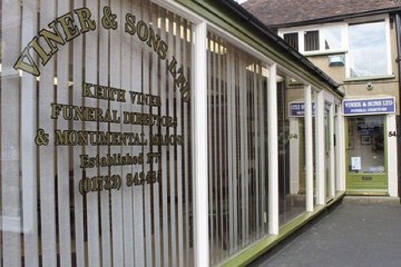 Viner & Sons, Kent, funeral director in Kent