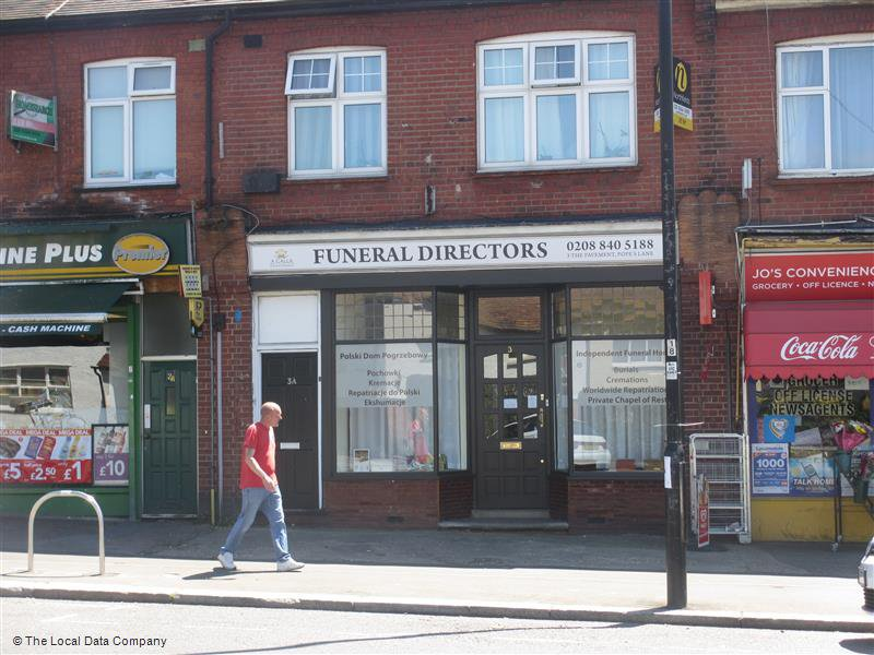 A Galla Funeral Directors Ltd