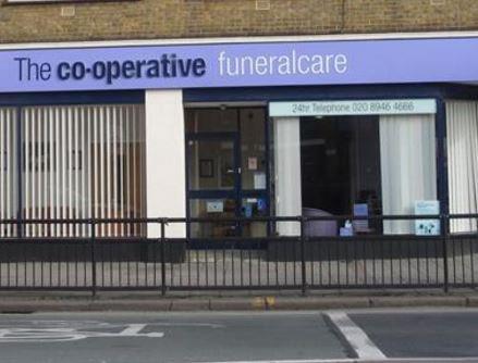 Co-op Funeralcare, Earlsfield
