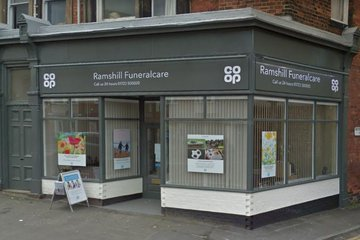 Ramshill Road Funeralcare, Scarborough