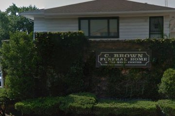 C Brown Funeral Home Inc