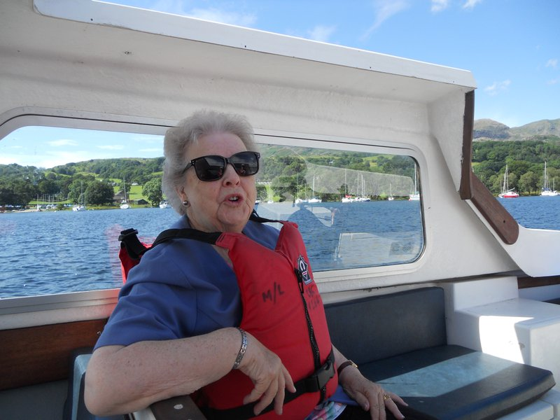mum loved the lakes