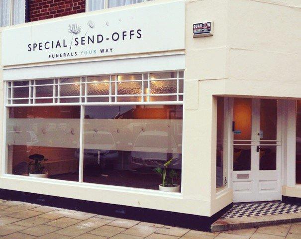 Special Send-Offs