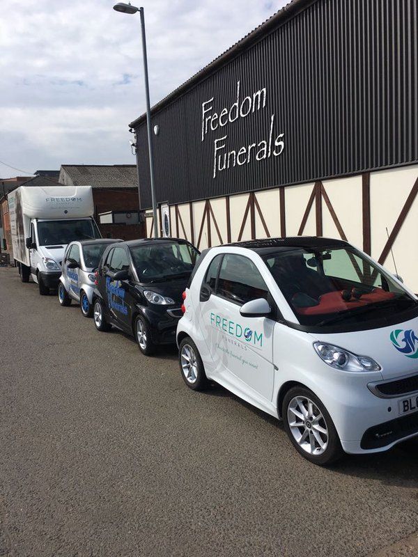 Freedom Funerals, Essex, funeral director in Essex