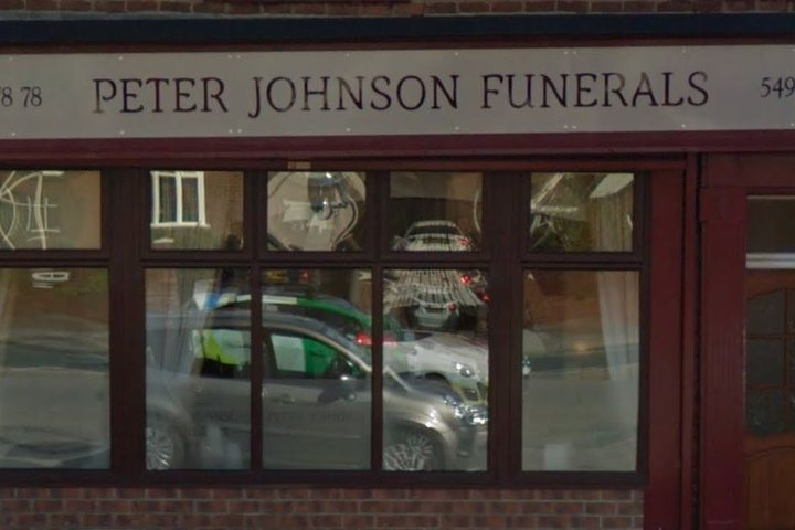 Peter Johnson Funeral Directors, Newcastle Road