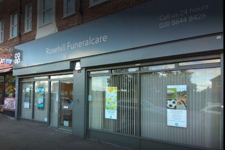 Rosehill Funeralcare, Carshalton