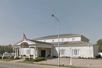 Ziemer Funeral Home, Central Chapel