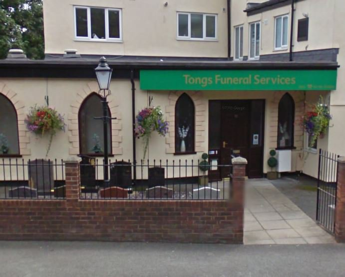 Tongs Funeralcare, Rhyl
