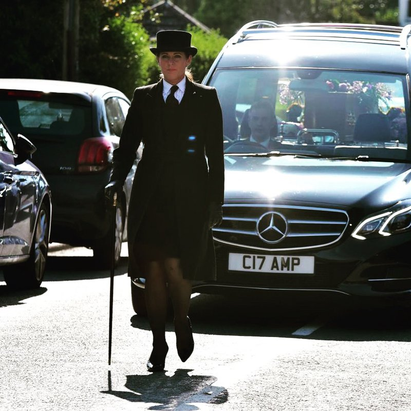 Champ Funeral Services, Lancashire, funeral director in Lancashire