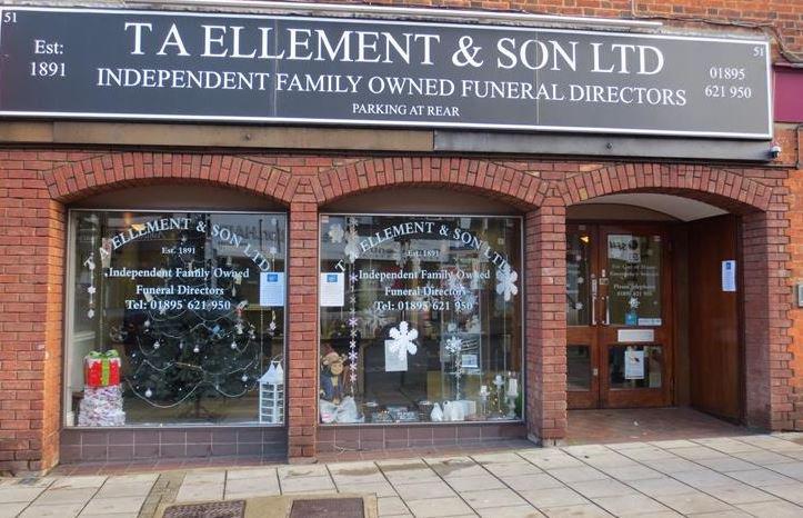 T A Ellement & Son Ltd
