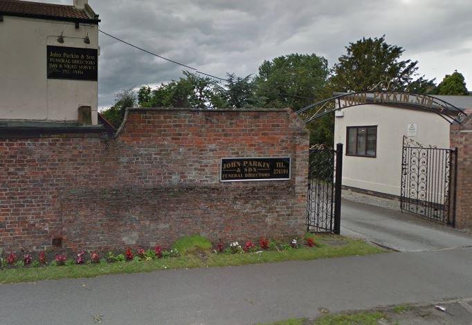 John Parkin & Son Funeral Directors Ltd