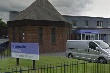 The Co-operative Funeralcare, Blackburn