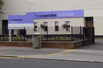 The Co-operative Funeralcare, Bellshill