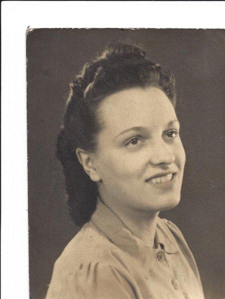 Doris aged 18
