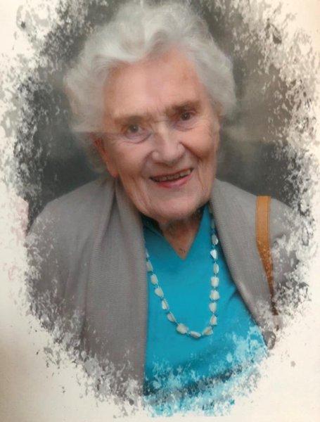 Joyce Rosemary Aylward