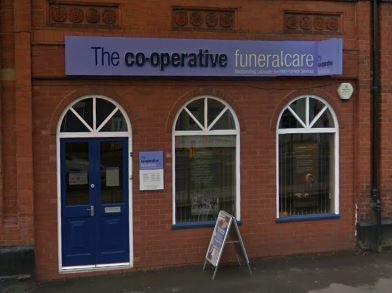 The Co-operative Funeralcare (inc. Laithwaites Brothers Funeral Services), Little Hulton